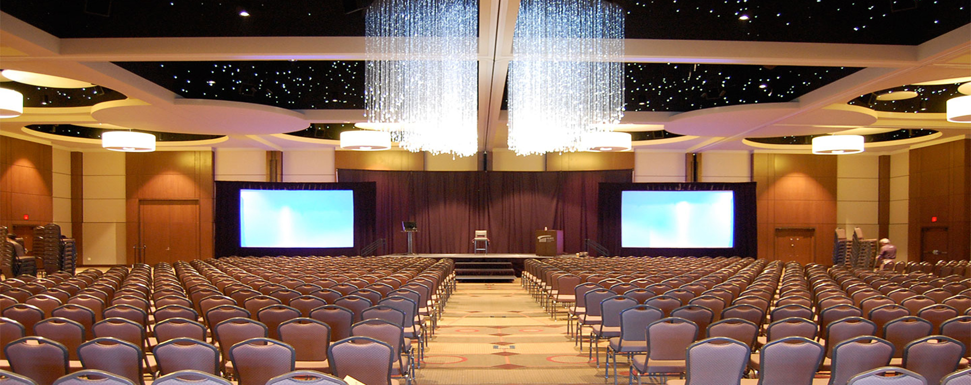 DFW Autism Conference Ballroom