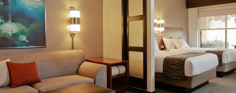 Hurst Hyatt Place Hotel Room
